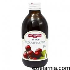 Cranberry syrup with herbs 200ml